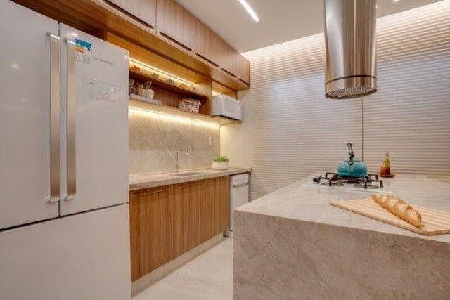 Apartamento para venda com 2 quartos, 88m² Residenza Maestro em Setor Oeste  - Foto 4