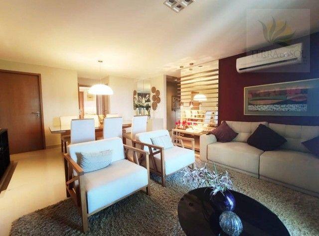 Apartamento com 3 dormitórios à venda, 146 m² por R$ 1.095.000 - Engenheiro Luciano Cavalc - Foto 4