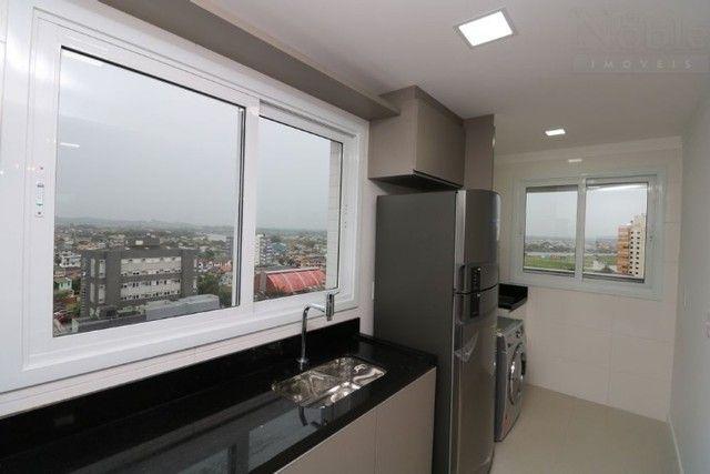 Mobiliado - Lindo apartamento na Praia Grande em Torres - 2 dormitórios com suíte - Foto 6
