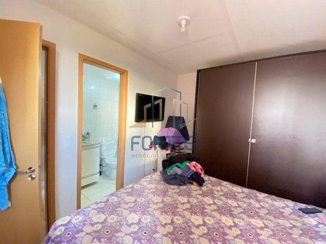 Apartamento de 3 quartos em condomínio completíssimo Viva Arquitetura - Samambaia Sul - Foto 20
