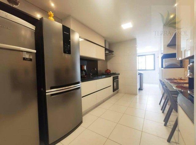 Apartamento com 3 dormitórios à venda, 162 m² por R$ 1.490.000,00 - Aldeota - Fortaleza/CE - Foto 10