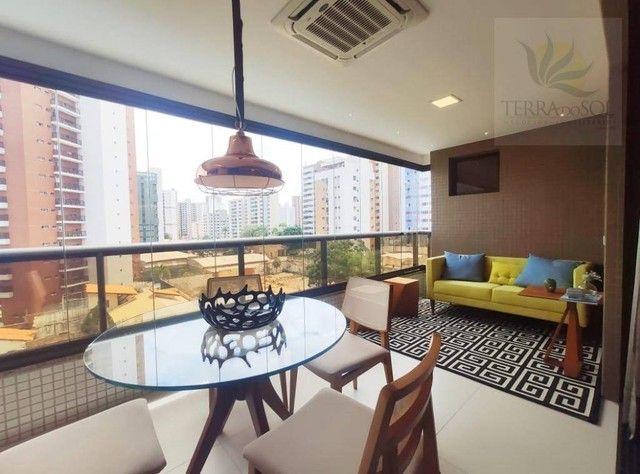 Apartamento com 3 dormitórios à venda, 162 m² por R$ 1.490.000,00 - Aldeota - Fortaleza/CE - Foto 7