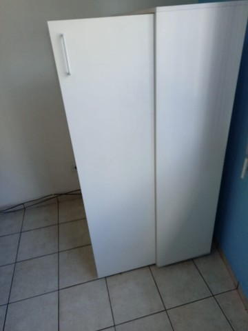 Armário Branco Tok Stok Multiuso - Foto 3