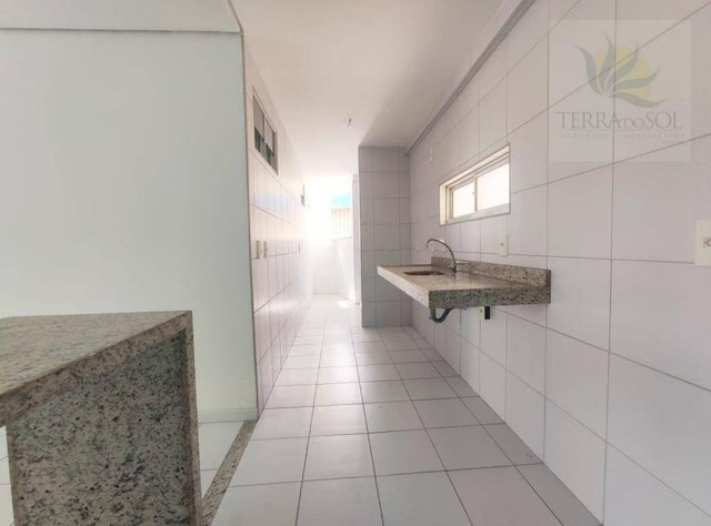 Apartamento com 3 dormitórios à venda, 81 m² por R$ 455.000 - Edson Queiroz - Fortaleza/CE - Foto 11
