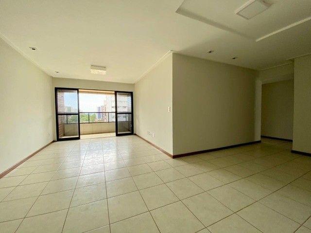 Apartamento de 100m² no melhor da jatiuca *totalmente nascente - Foto 3