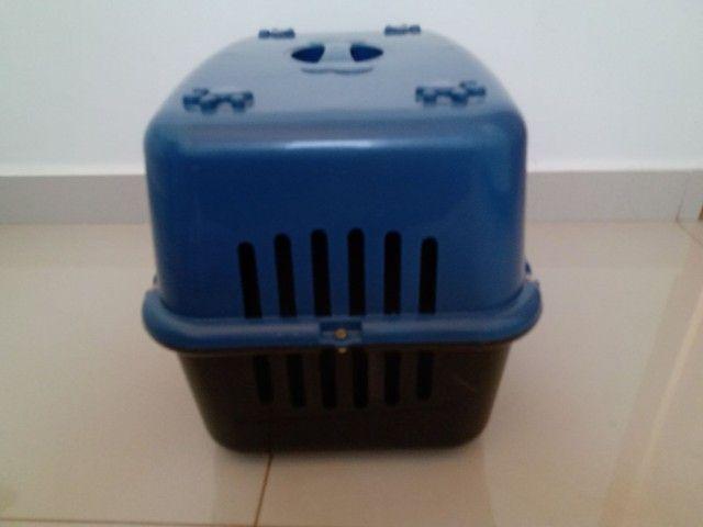 Caixa transporte pra cachorro. - Foto 4
