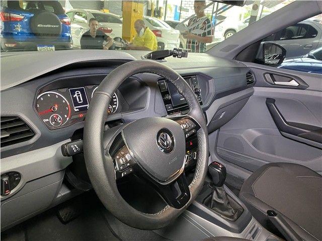 Volkswagen T-cross 2020 1.0 200 tsi total flex automático - Foto 9