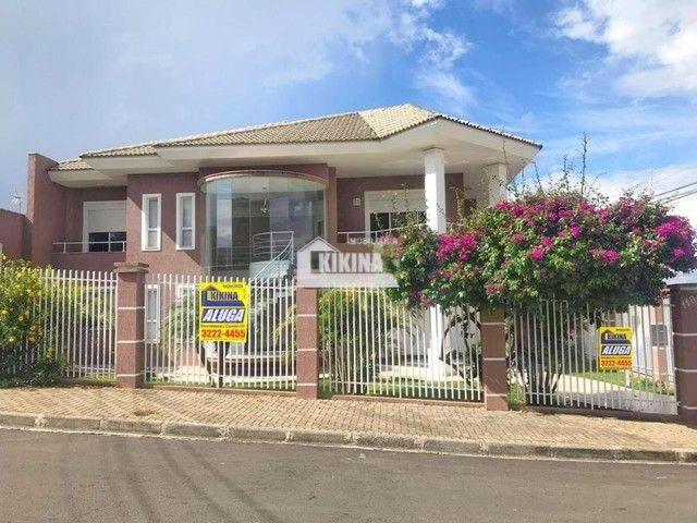 Casa para alugar com 4 dormitórios em Orfas, Ponta grossa cod:02950.5557L - Foto 2