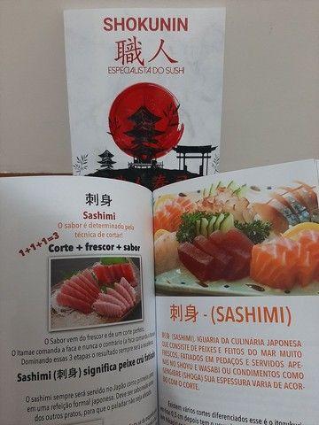 SHOKUNIN Especialista do Sushi - Foto 3