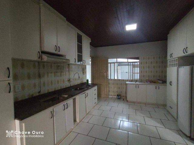 Casa para alugar, 266 m² por R$ 2.600,00/mês - Universitário - Cascavel/PR - Foto 10