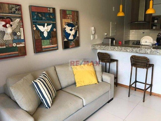 Apartamento cond. Solaris Imbassai com 2 quartos, 80 m² por R$ 505.000 - Imbassai - Mata d - Foto 10