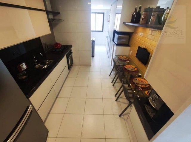 Apartamento com 3 dormitórios à venda, 162 m² por R$ 1.490.000,00 - Aldeota - Fortaleza/CE - Foto 11