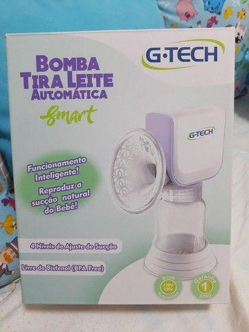 Bomba extratora de leite materno GTech - Foto 2