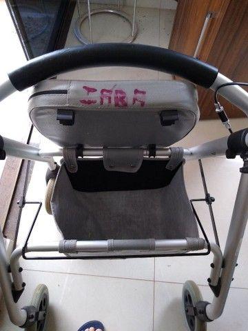 Vendo Andador 500 SL Confort .Indicadompara pessoas com dificuldade de locomoção. - Foto 2