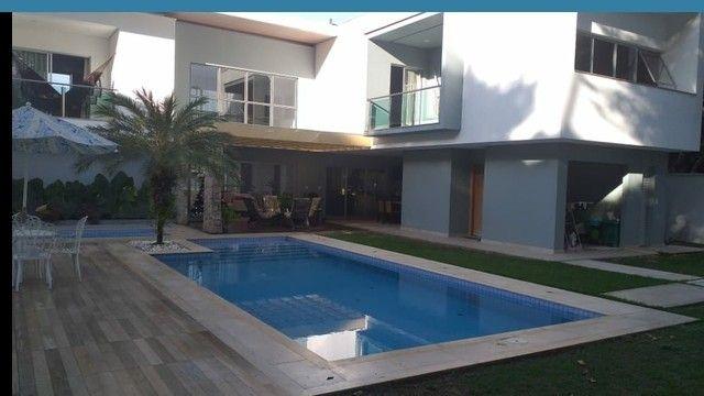 Mediterrâneo Ponta Negra Casa 420M2 4Suites Condomínio vwarcqfnby ftemniwcxu - Foto 9