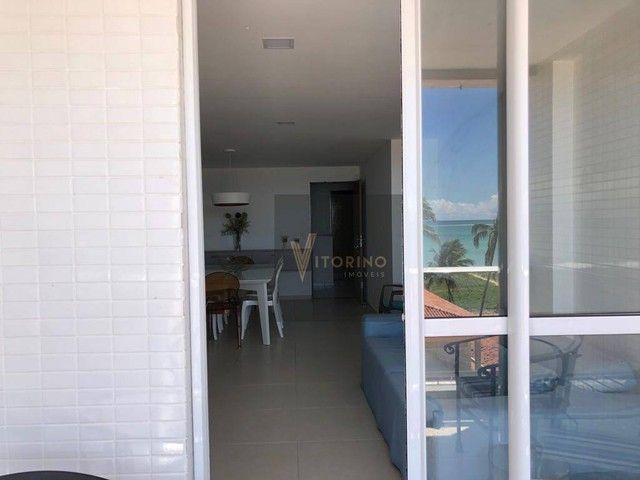 Apartamento com 2 dormitórios à venda, 90 m² por R$ 490.000,00 - Camboinha - Cabedelo/PB - Foto 20