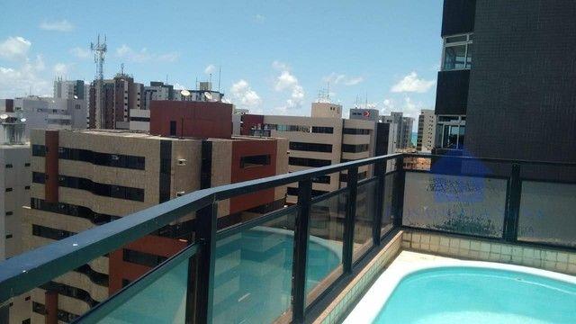 Apartamento para Locação em Maceió, Ponta Verde, 5 dormitórios, 4 suítes, 8 banheiros, 3 v - Foto 2