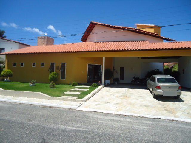 Casa de Alto Padrão no Condomínio Fechado Cabo Branco Residence Privê, 5 quartos, 5 suítes