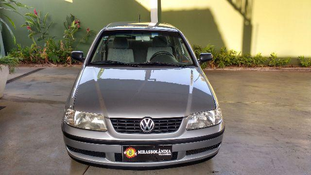 VOLKSWAGEN PARATI 1.0 MI PLUS 16V GASOLINA 4P MANUAL G.III