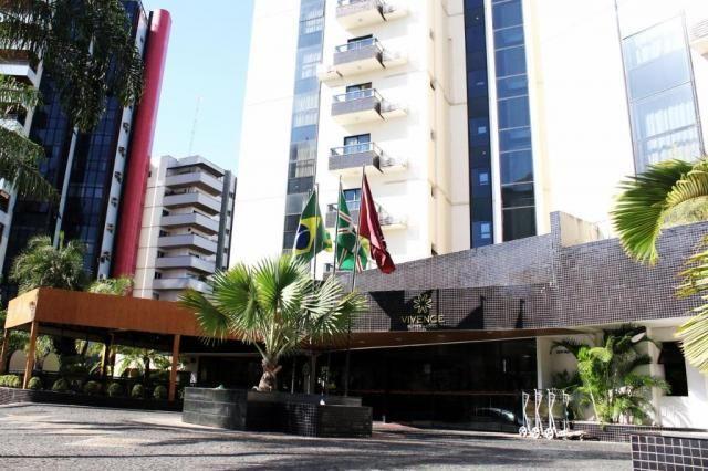 Flat residencial para venda e locação, Setor Oeste, Goiânia.