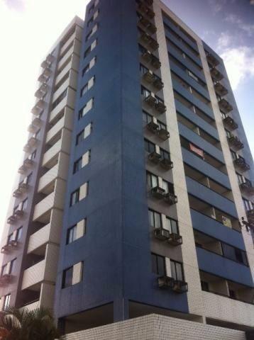 Apto Boa Viagem Recife/PE. 3 Qts, var, port 24 h, gerador, sl festa, prox shoping Rec