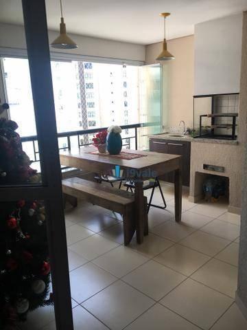 Excelente apartamento Home Concept 2 dormitórios, 2 vagas, varanda gourmet, lazer completo