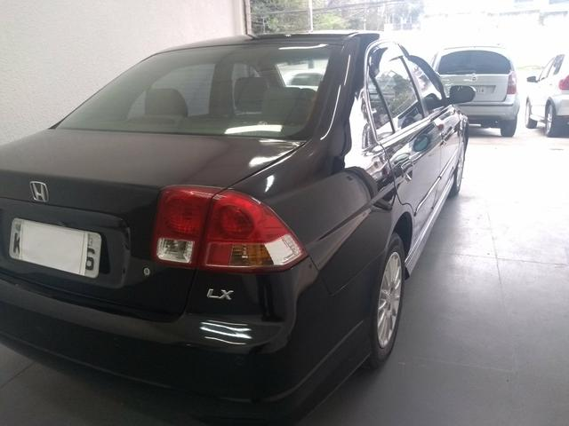 Honda Civic Lx Aut 2005