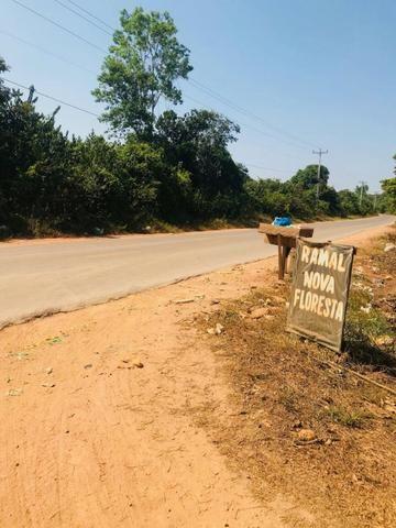 Vendo dois terrenos pelo valor de um no km 7,0 da estrada do Iranduba - Foto 2