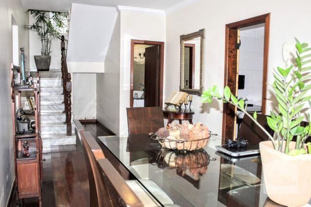 Casa à venda com 4 dormitórios em Minas brasil, Belo horizonte cod:246346 - Foto 4