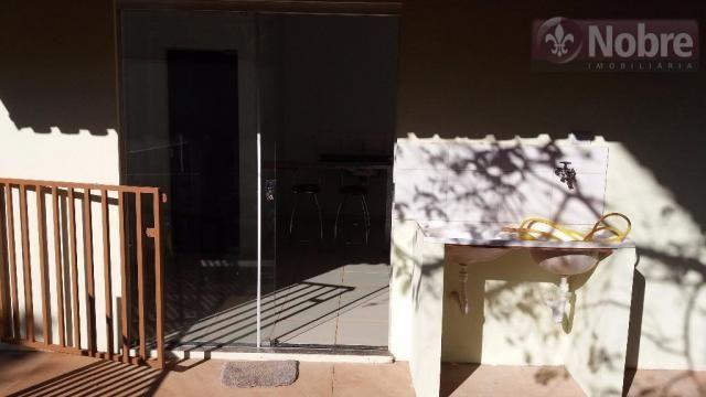 Casa com 1 dormitório para alugar, 35 m² por r$ 605,00/mês - plano diretor sul - palmas/to - Foto 6