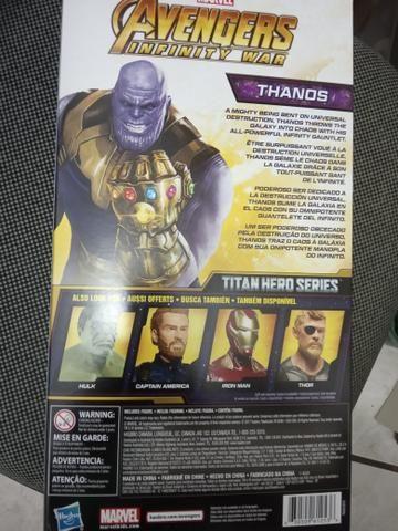 Boneco Thanos - Foto 2