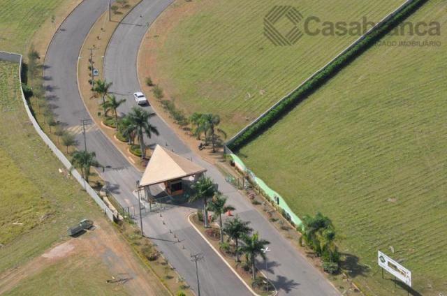 Terreno residencial à venda, Condomínio Saint Charbel, Araçoiaba da Serra. - Foto 4