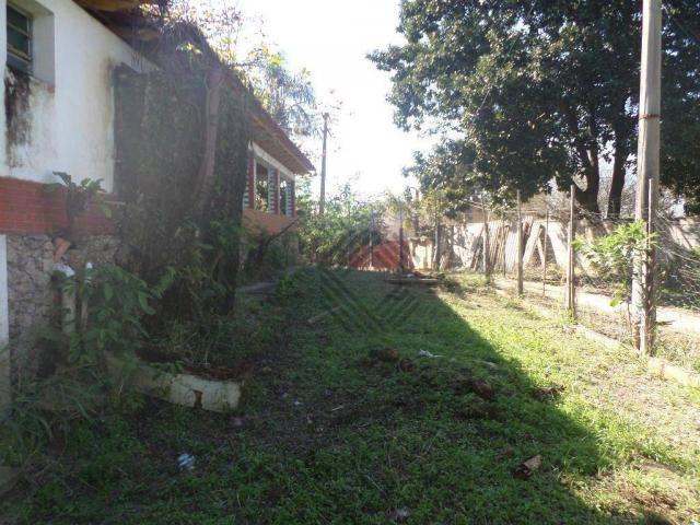 Chácara com 2 dormitórios para alugar - jardim tatiana - sorocaba/sp - Foto 3