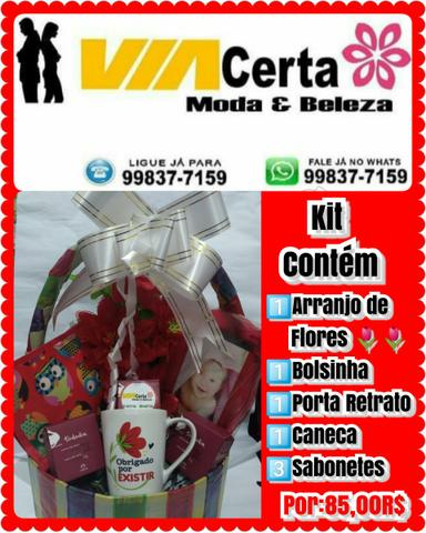 Kits para Presentear