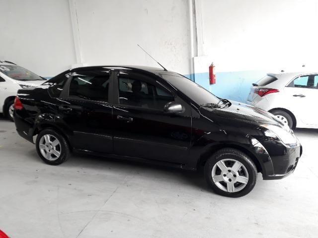 Fiesta Sedan 1.0 2008 - Sem entrada + 48 X DE R$ 582,00 - Foto 3