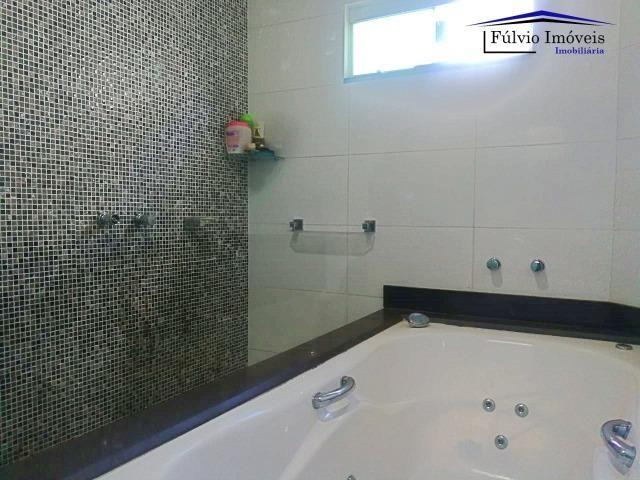 Moderna! 05 quartos, suítes com armários, banheiros com hidro, lazer completo! - Foto 10