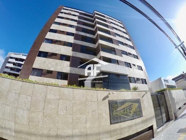 Edifício Everaldo Castro na ponta verde com 3/4 sendo 1 suíte, 91m² - Ótima Oportunidade