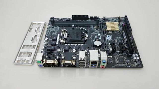 Kit Placa Mãe / Processador Intel G3900 2.80GHz - Foto 2