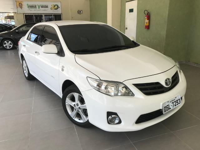 Toyota Corolla Automático 2014 - Muito conservado! - Foto 2