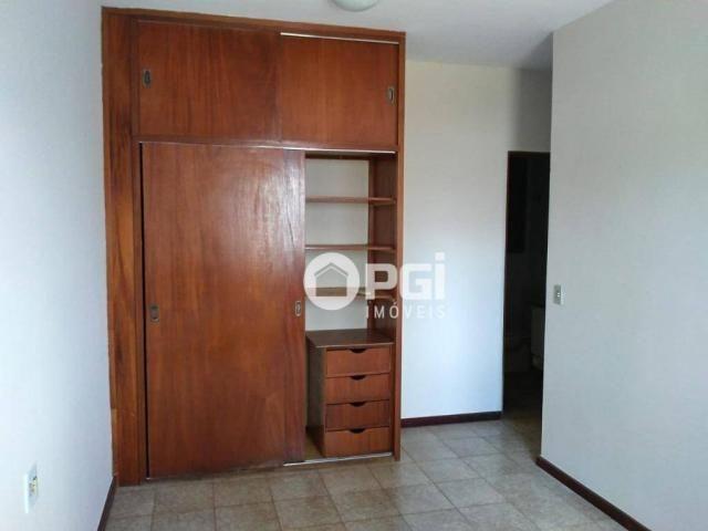 Apartamento com 2 dormitórios para alugar, 82 m² por R$ 1.100/mês - Santa Cruz - Ribeirão  - Foto 4