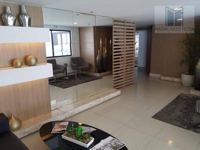 Apartamento com 3 dormitórios à venda, 70 m² por R$ 480.000 - Engenheiro Luciano Cavalcant - Foto 3