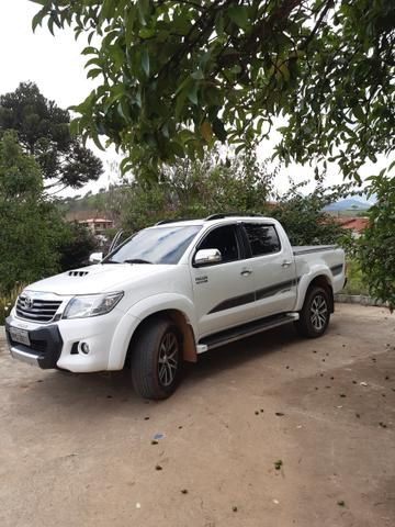 Toyota Hilux 2015 Limited (aceito trocas) - Foto 2