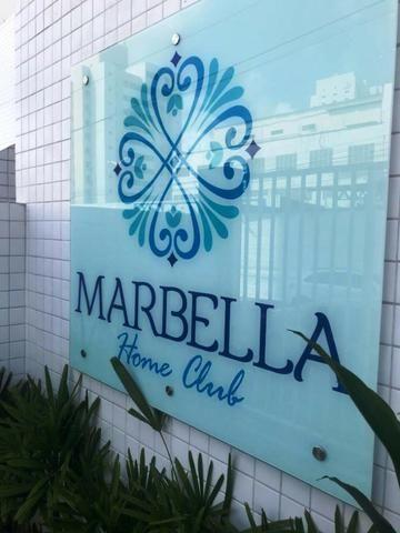 Marbella Home Club, Novo, 110m2, 3 Suítes, DCE, 2 Vagas e Lazer Completo - Foto 19