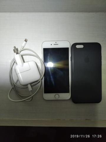 IPhone 6 obs:n é tela queimada
