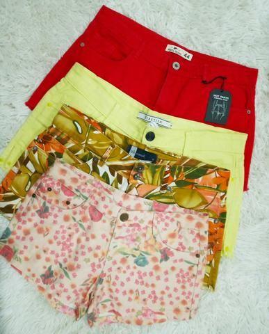 100 peças de roupas usada e novas para revenda - Foto 4