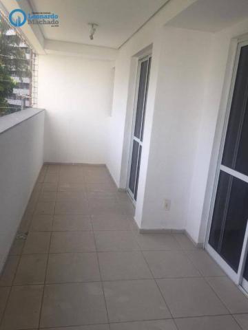 Apartamento com 3 dormitórios à venda, 150 m² por R$ 930.000 - Aldeota - Fortaleza/CE - Foto 6