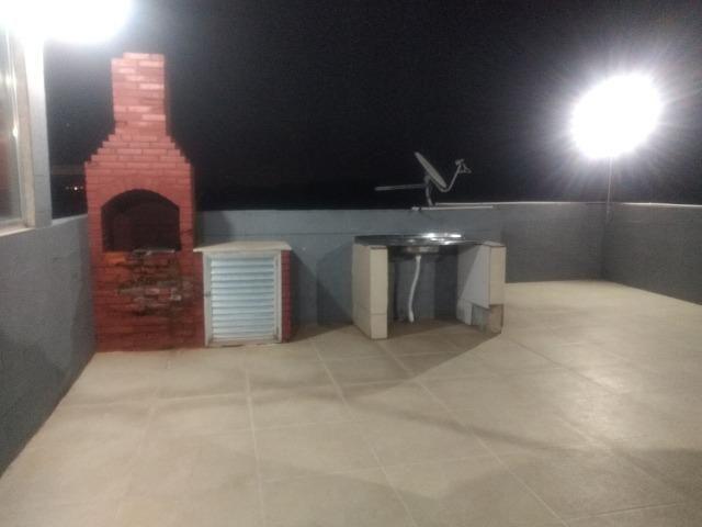 Casa 153 mts2 04 quartos 01 suíte garagem terraço churrasq Nilópolis RJ Ac. carta! - Foto 2