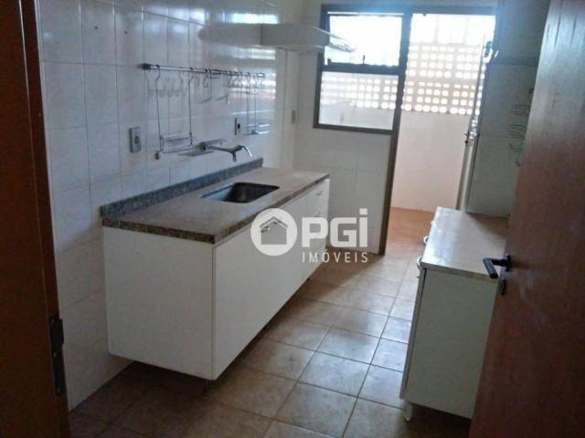 Apartamento com 2 dormitórios para alugar, 82 m² por R$ 1.100/mês - Santa Cruz - Ribeirão  - Foto 11
