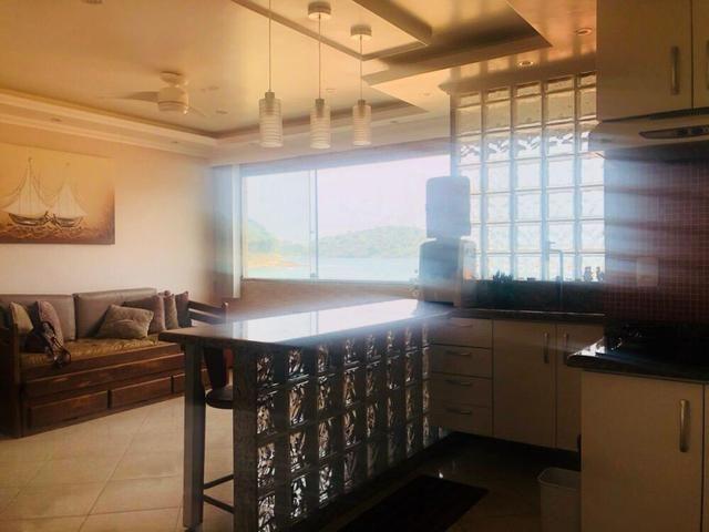 Apartamento de frente para o mar em Garatucaia Angra dos Reis - Foto 4