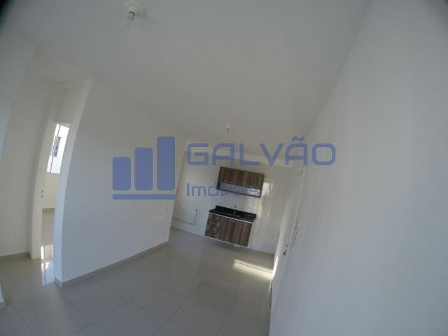 MR- Apartamentos de 2Q com Varanda, no Cond, Vila Itacaré - Foto 5
